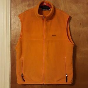Patagonia Synchilla Fleece Zip Up, Hi-Neck Vest